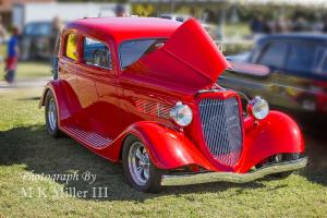 1933 Ford Classic Antique Automobile